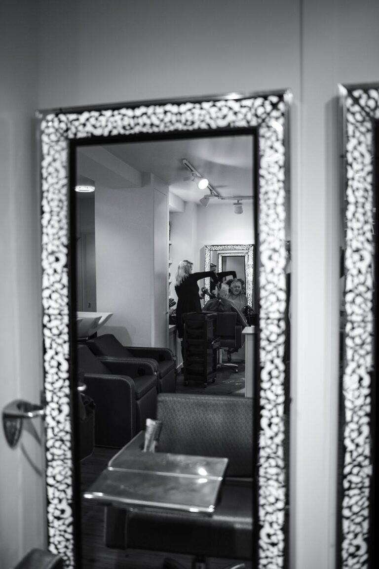 Hair Salon Ham Parade Inside the salon